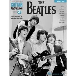 Beatles Guitar Play-Along Volume 25