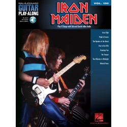 Iron Maiden Guitar Play-Along Volume 130