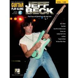 Guitar play along Jeff Beck vol125 Tab avec CD