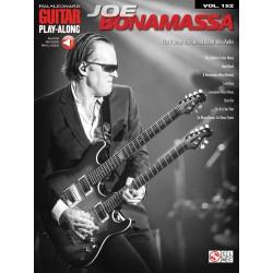 Guitar Play along Joe Bonamassa