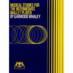 Musical studies for intermediate mallet player Garwood Whaley