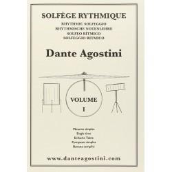Agostini Solfège rythmique volume 1