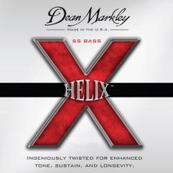 Cordes de basse 40-100 Dean Markley Helix