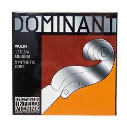Jeu de cordes de violon 3/4 Thomastik Dominant