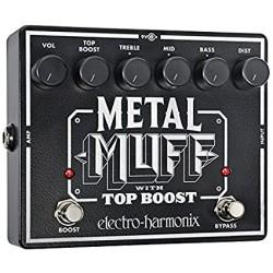 Pédale guitare Electro Harmonix Metalmuff