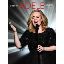 Best of Adele easy piano nouvelle édition
