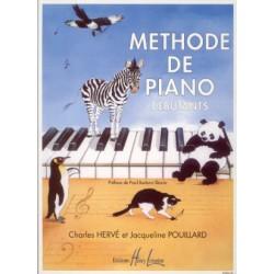 Méthode de piano débutant