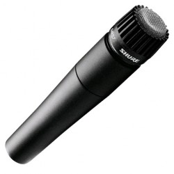 Micro instrument Shure SM57 LCE