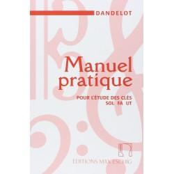 Manuel pratique pour l'étude des clé - ancienne édition