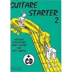 Méthode Guitare Starter volume 2 français
