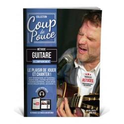 Méthode Coup de pouce guitare accompagnement