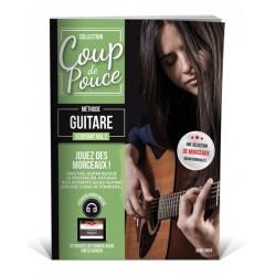 Méthode coup de pouce guitare volume 2 nouvelle édition