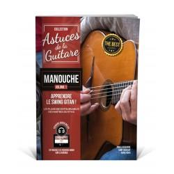 Astuces de la guitare manouche avec CD