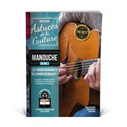 Astuces de la guitare Manouche volume 2 CD