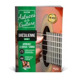 Astuces de la guitare brésilienne volume 1 DVD