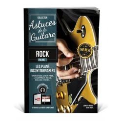 Astuces de la guitare Rock avec CD