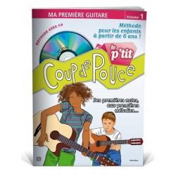 Le petit coup de pouce guitare enfant CD