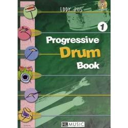 Progressive drum book 1