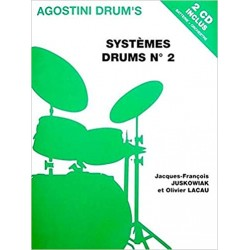 Systèmes Drums No. 2 Agostini