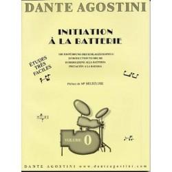 Méthode de batterie Agostini volume 0