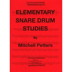 Elementary studies for snare Drum