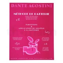 Méthode de batterie Agostini volume 1