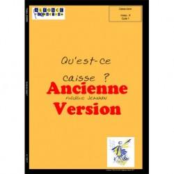 Méthode Qu'est-ce caisse Frédéric Jeannin ancienne édition