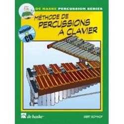 Méthode de percussion à clavier vol.1