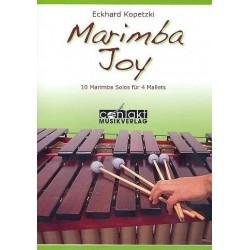 Marimba joy band volume 1 Eckhard Kopetzki