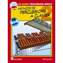 Méthode de percussion à clavier vol.2