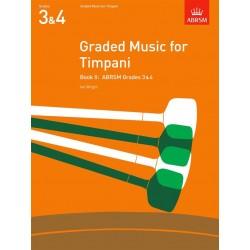 Graded Music for Timpani Book II