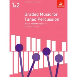Graded Music for Tuned Percussion Book I