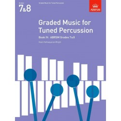 Graded Music for Tuned Percussion Book IV
