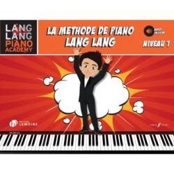 Méthode de piano Lang Lang volume 1