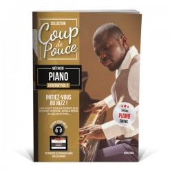 Méthode Coup de pouce piano volume 2 Jazz