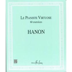 Le Pianiste virtuose - 60 Exercices - Hanon