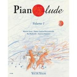 Pianolude vol.1 avec CD