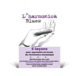 Mémo Coup de Pouce l'Harmonica Blues