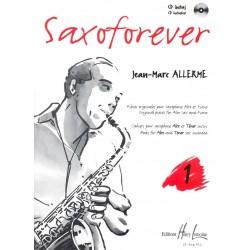 Saxo for ever volume 1 Jean Marc Allerme