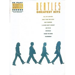 The Beatles greatest kits easy guitare tablatures
