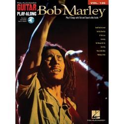 Bob Marley Guitar Play-Along Volume 126