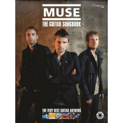 Partition guitare Muse The Guitar Songbook