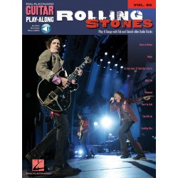 Guitar Play along Rolling Stones CD