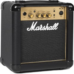 Ampli guitare électrique Marshall MG10G Gold edition