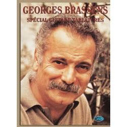 Georges Brassens Special Guitare Tablatures