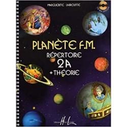 Planete FM volume 2A répertoire et théorie