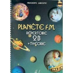 Planete FM volume 2B répertoire et théorie