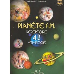 Planete FM volume 4B répertoire et théorie