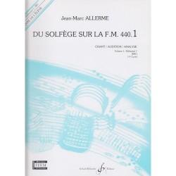 Du solfège sur la FM 440.1 Lecture rythme  Jean Marc Allerme Billaudot