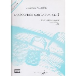 Du solfège sur la FM 440.1 chant/audition/analyse Billaudot